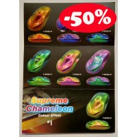 Aikka SUPREME CHAMELEON COLOUR CARD