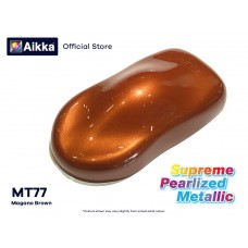 SUPREME METALLIC COLOUR - MT77 Aikka The Paints Master  - More Colors, More Choices