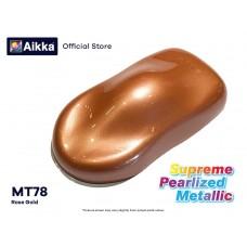 SUPREME METALLIC COLOUR - MT78 Aikka The Paints Master  - More Colors, More Choices