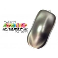 Aikka Plastic Dip 96310S Star Silver - Aerosol Spray Can 400ml