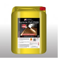 ACCP 190 Wash & Shine Shampoo Aikka The Paints Master  - More Colors, More Choices