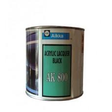AK 800 ACRYLIC LACQUER BLACK