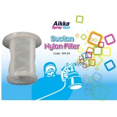 SPA-04 SUCTION GUN FILTER Aikka The Paints Master  - More Colors, More Choices