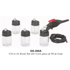 GS 400A AIR BRUSH KIT