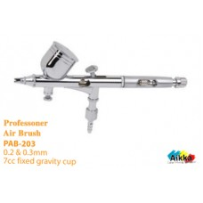 PAB-203 AIRBRUSH Aikka The Paints Master  - More Colors, More Choices