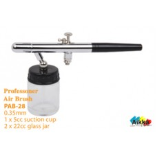 PAB-28 AIRBRUSH Aikka The Paints Master  - More Colors, More Choices