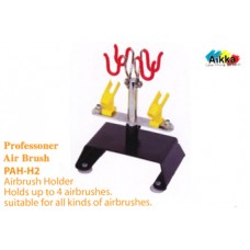 PAH-H2 AIR BRUSH HOLDER Aikka The Paints Master  - More Colors, More Choices