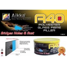 A40 Polyester Glass Fibre Filler