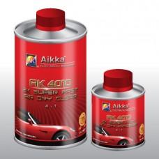 AK 4010 2K SUPER FAST CLEAR & HARDENER 4:1   New Improved Formula 2014