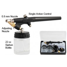 GS138 Single-Action Airbrush