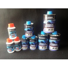 AK 628 2K Nano Ultra Clearcoat 2:1 Aikka The Paints Master  - More Colors, More Choices