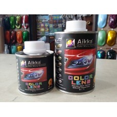 Color Lens Headlight Nano Colour Coating
