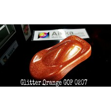 Dsyas Glitter Flake Orange GOP 0207    330ml
