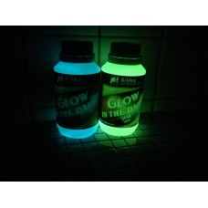 AK 355S Green Glow In The Dark  250ML Aikka The Paints Master  - More Colors, More Choices