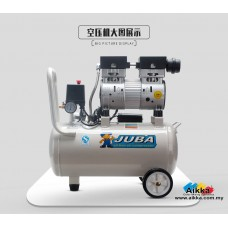JUBA Mute Oil-free Air compressor 800w 30L  (1.1HP)