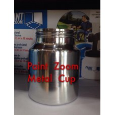 Paint Zoom Metal Cup
