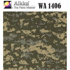 Hydrographics Film WA1406 - 100cm x 100cm Aikka The Paints Master  - More Colors, More Choices