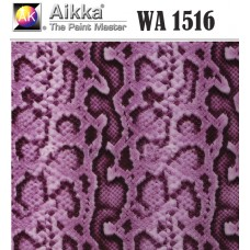 Hydrographics Film WA1516 - 50cm x 100cm Aikka The Paints Master  - More Colors, More Choices