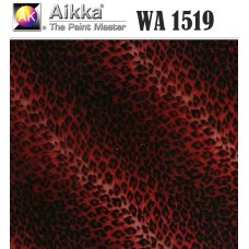 Hydrographics Film WA1519 - 50cm x 100cm Aikka The Paints Master  - More Colors, More Choices