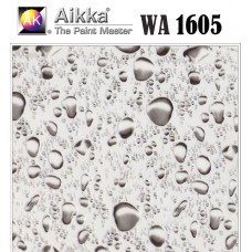 Hydrographics Film WA1605 - 50cm x 100cm Aikka The Paints Master  - More Colors, More Choices
