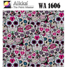 Hydrographics Film WA1606 - 50cm x 100cm Aikka The Paints Master  - More Colors, More Choices