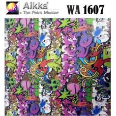 Hydrographics Film WA1607 - 100cm x 100cm Aikka The Paints Master  - More Colors, More Choices