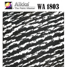 Hydrographics Film WA1803 - 50cm x 100cm Aikka The Paints Master  - More Colors, More Choices
