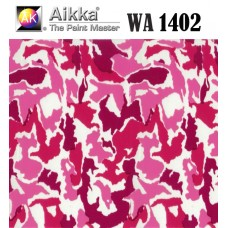 Hydrographics Film WA1402 - 100cm x 100cm Aikka The Paints Master  - More Colors, More Choices