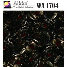 Hydrographics Film WA1704 - 100cm x 100cm Aikka The Paints Master  - More Colors, More Choices