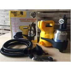 Paint Zoom Met HVLP Electric Paint Sprayer PZ90