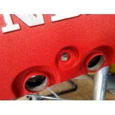 Wrinkle Texture Paint WK01 Red Colour - 400ml Aerosol Spray