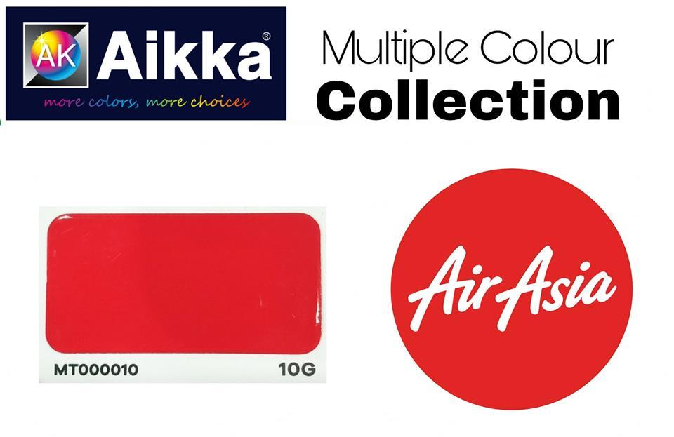 Airasia colour code
