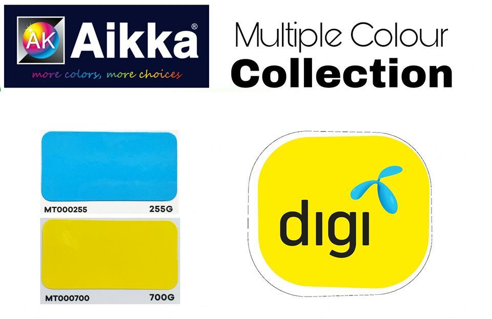 digi colour code