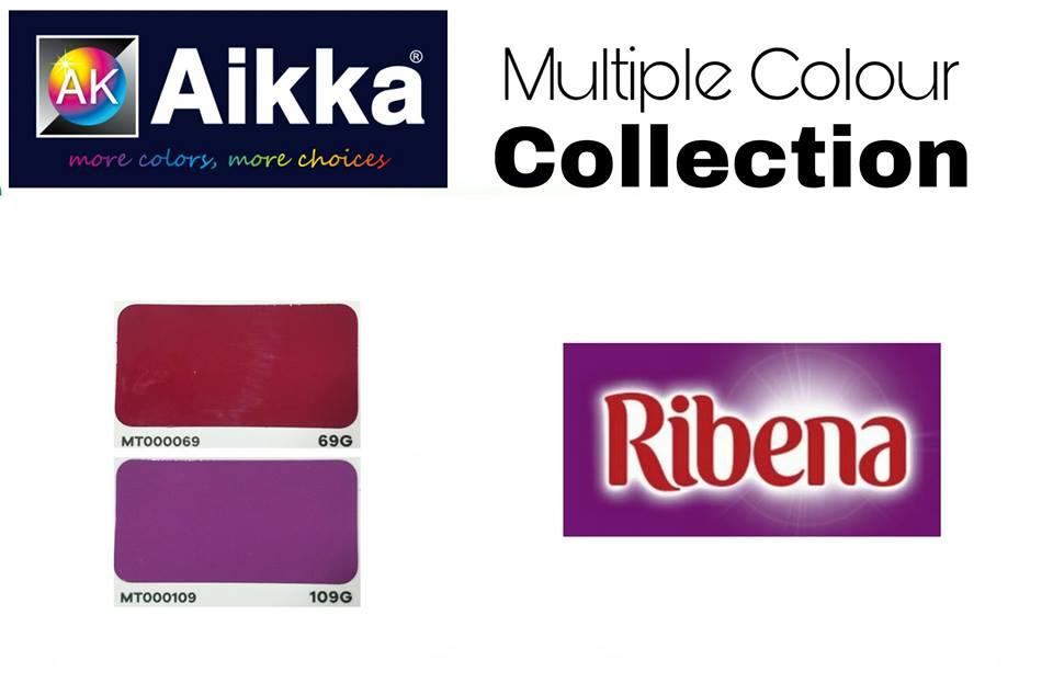 ribena colour code