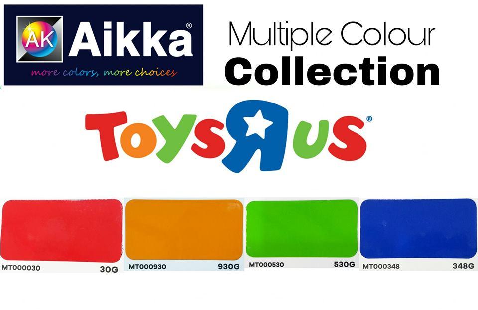 toysrus colour code