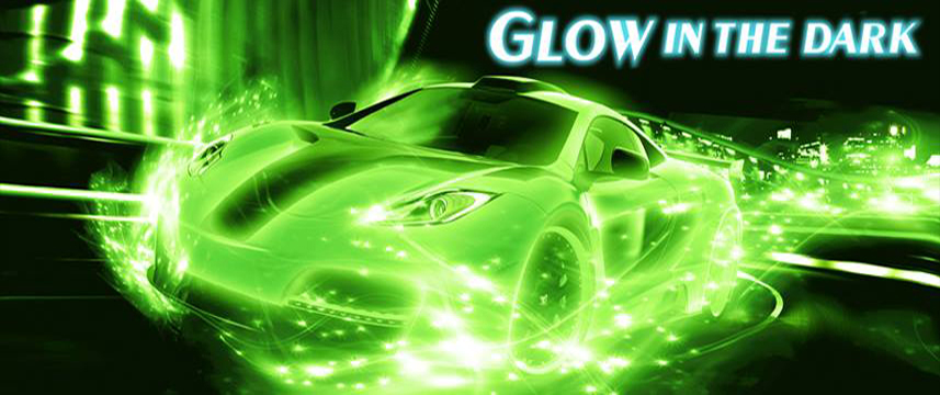 glow in the dark 355s