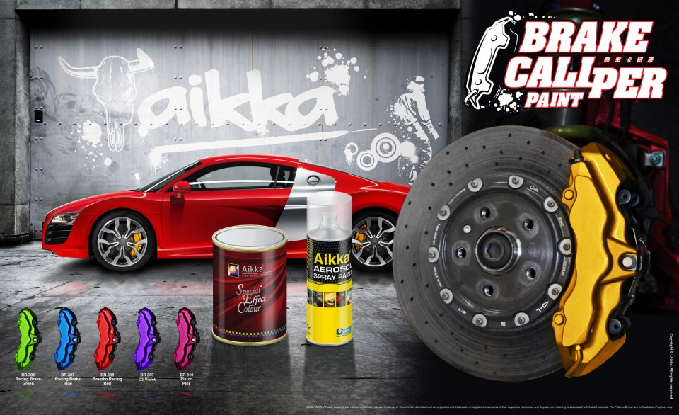 Best Spray Paint For Brake Calipers