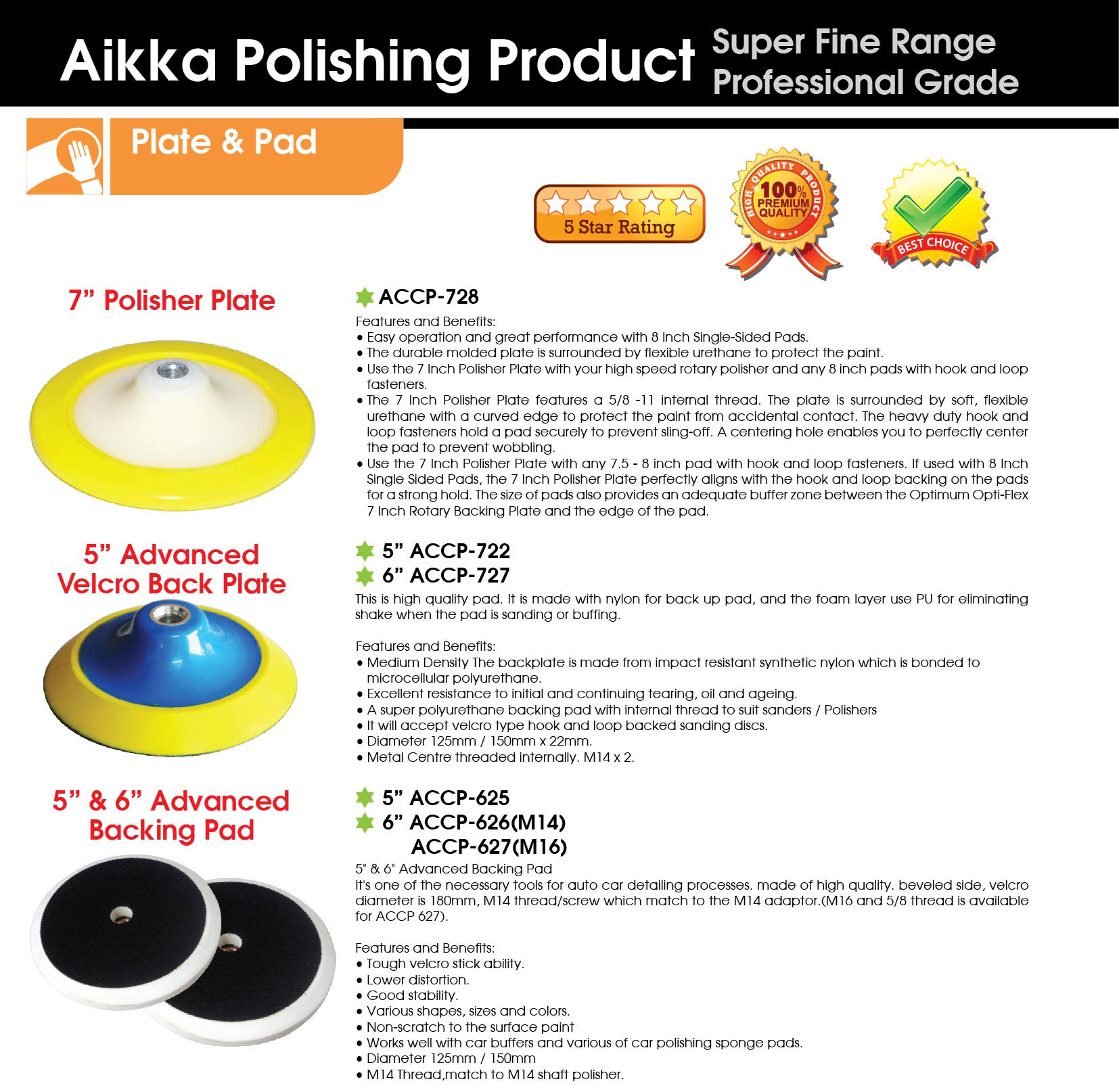 Aikka Plate & Pad