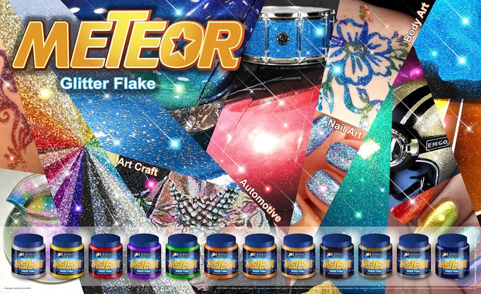 Aikka Meteor Glitter Flake