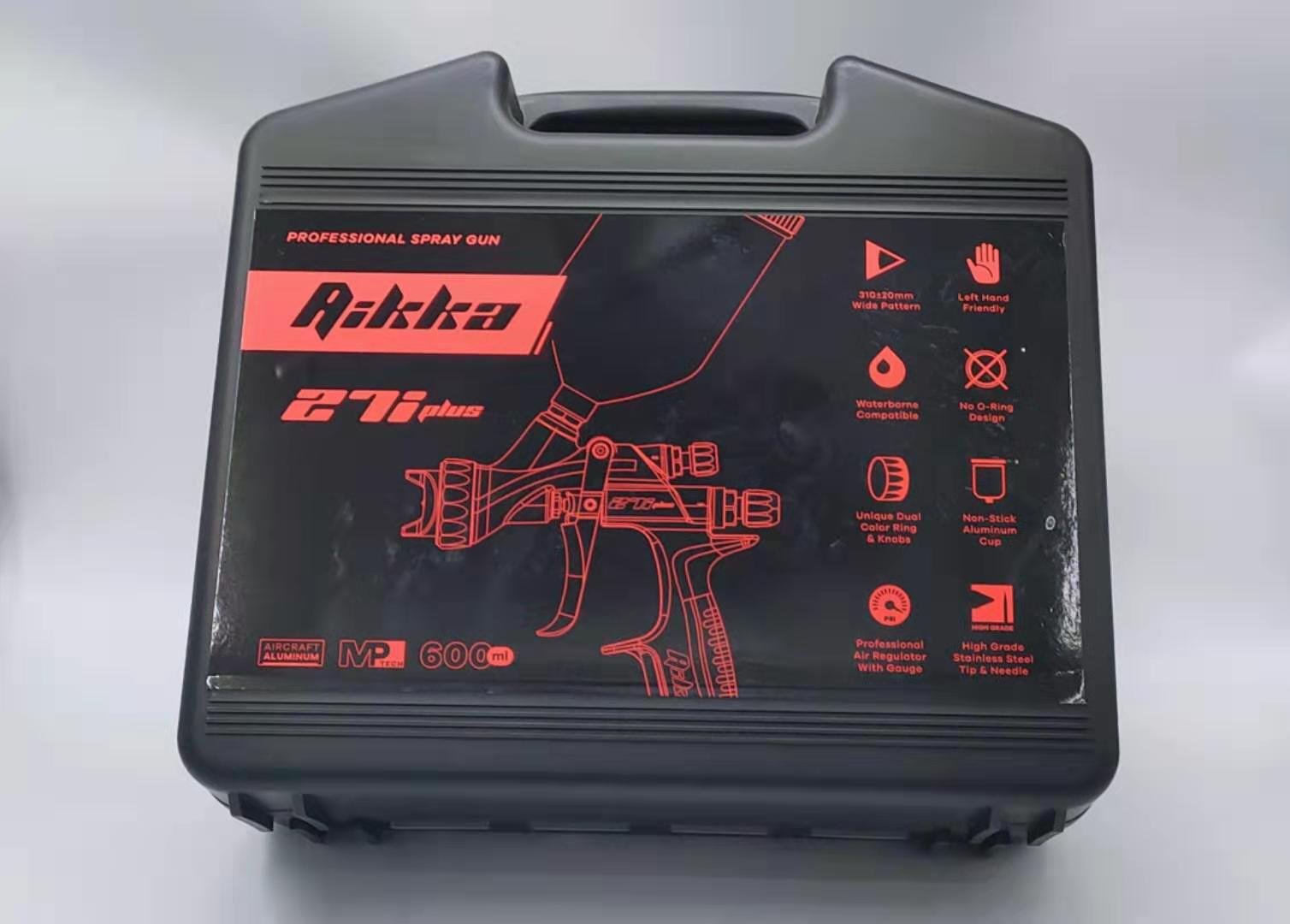 Aikka 27i Plus Gravity Spray Gun 1.4mm
