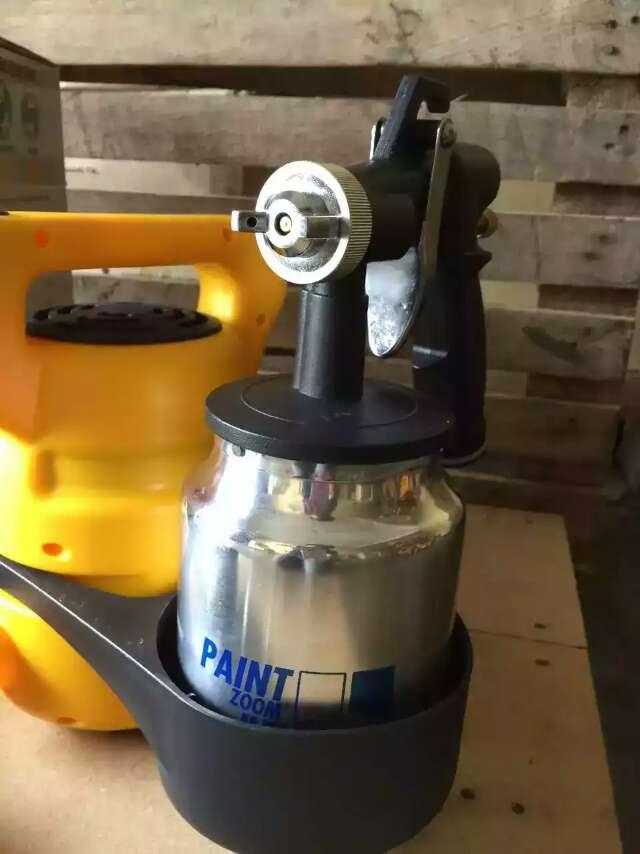 PZ90 Paint Zoom Met HVLP Electric Paint Sprayer Metal Spray Gun